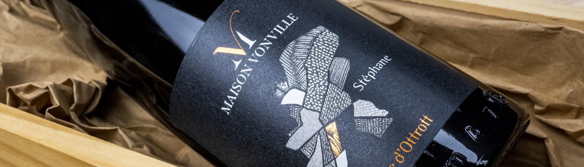 Maison Vonville Nos vins rouges