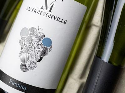 Maison Vonville Nos vins blancs